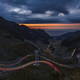 The Transfăgărășan by Tony Goran (tonygoran)) on 500px.com