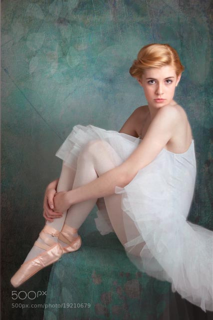 Photograph ballerina by Lawrence Bickford on 500px