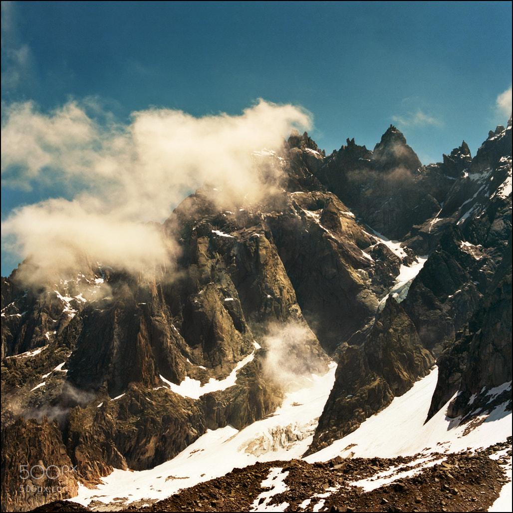 Photograph Mont Blanc range by Katarina Stefanović on 500px