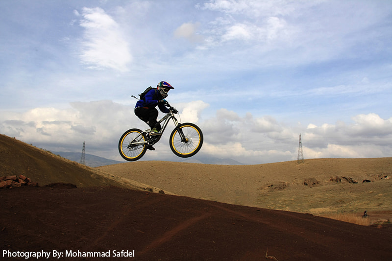 Photograph Cycling in the Sky by Mohammad Safdel on 500px