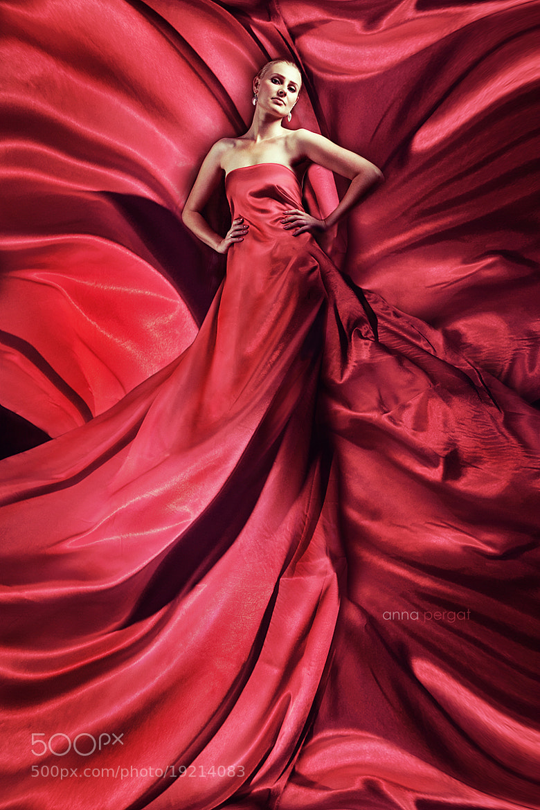 Photograph RED by Anna Pergat on 500px