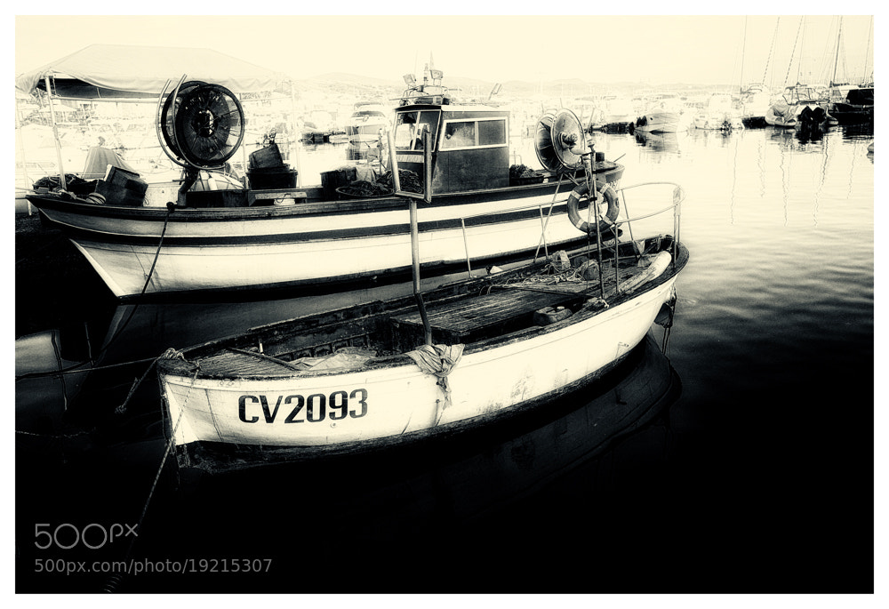Photograph Boats by Paolo Costantino on 500px