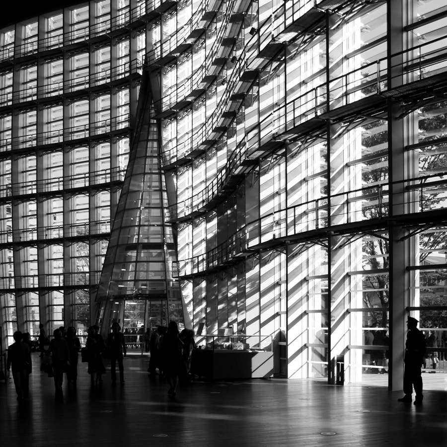 Photograph National Arts Center - Tokyo  by Tatum Wulff on 500px