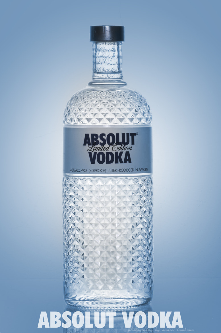 Photograph ABSOLUT VODKA by andres lombana © on 500px