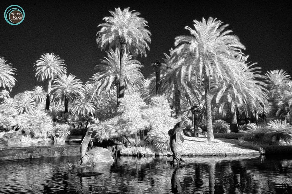 Photograph The Mirage Hotel (IR) by Peter Talke Photography on 500px