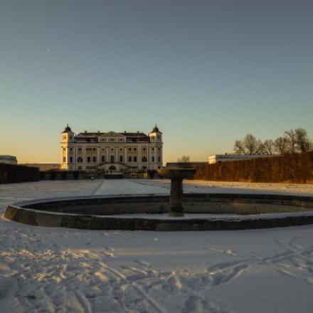 palace Milotice