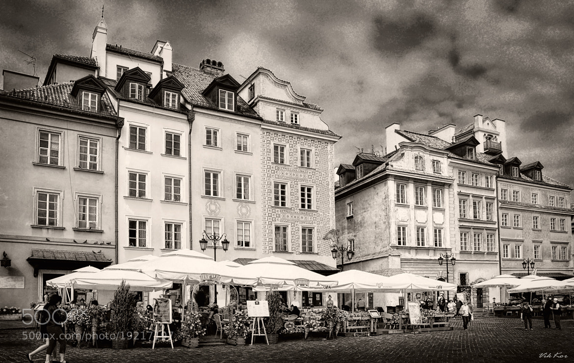 Photograph Old Warsaw. by Viktor Korostynski on 500px