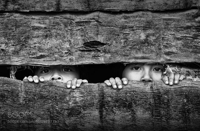 Photograph Peek by Alamsyah Rauf on 500px