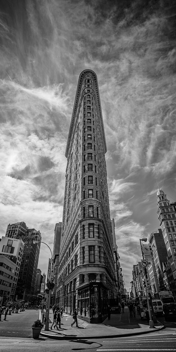 Photograph Flatiron building - NYC - by Stefano  Viola on 500px