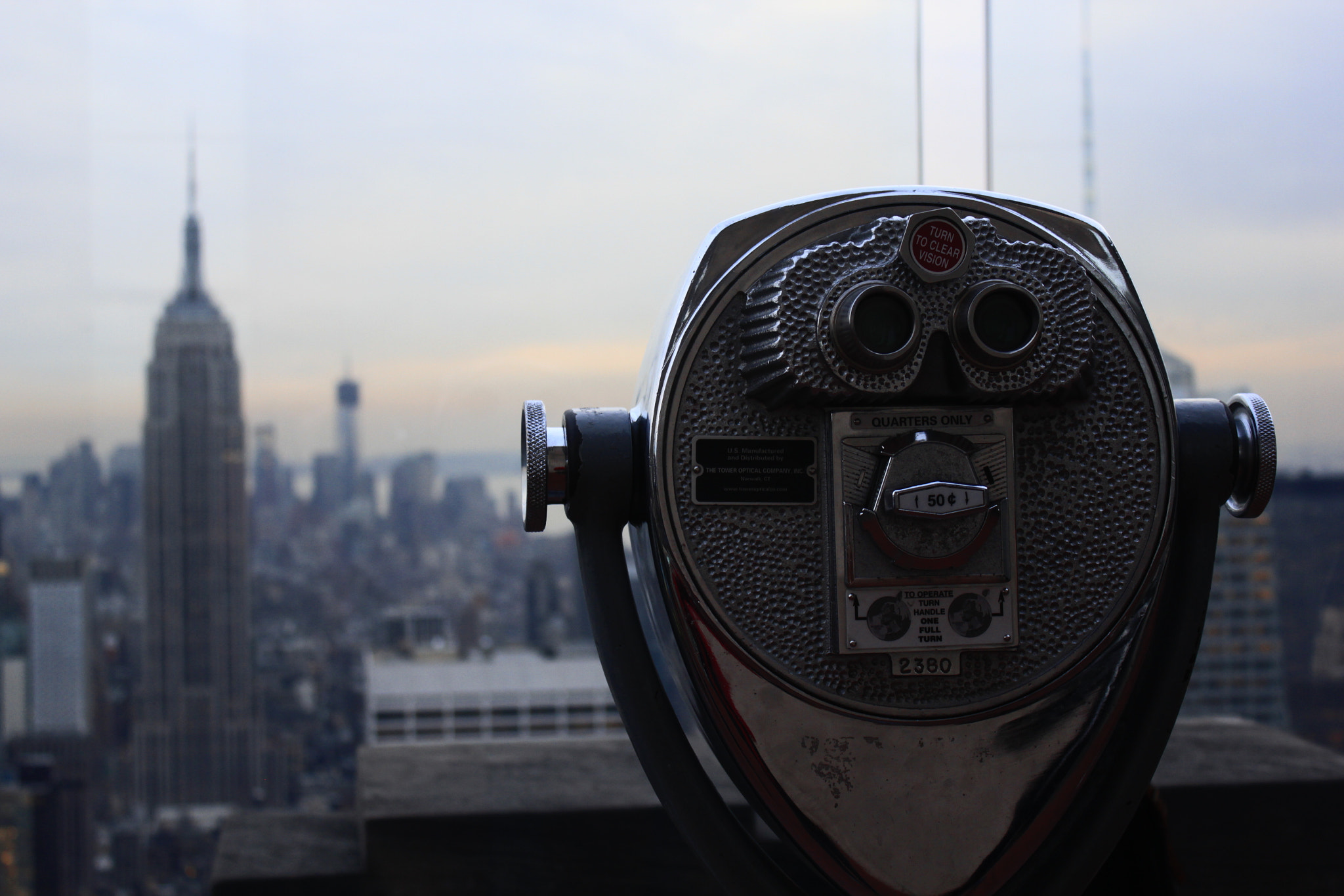 Photograph Top of the Rock at Rockefeller Center by TC Fine on 500px