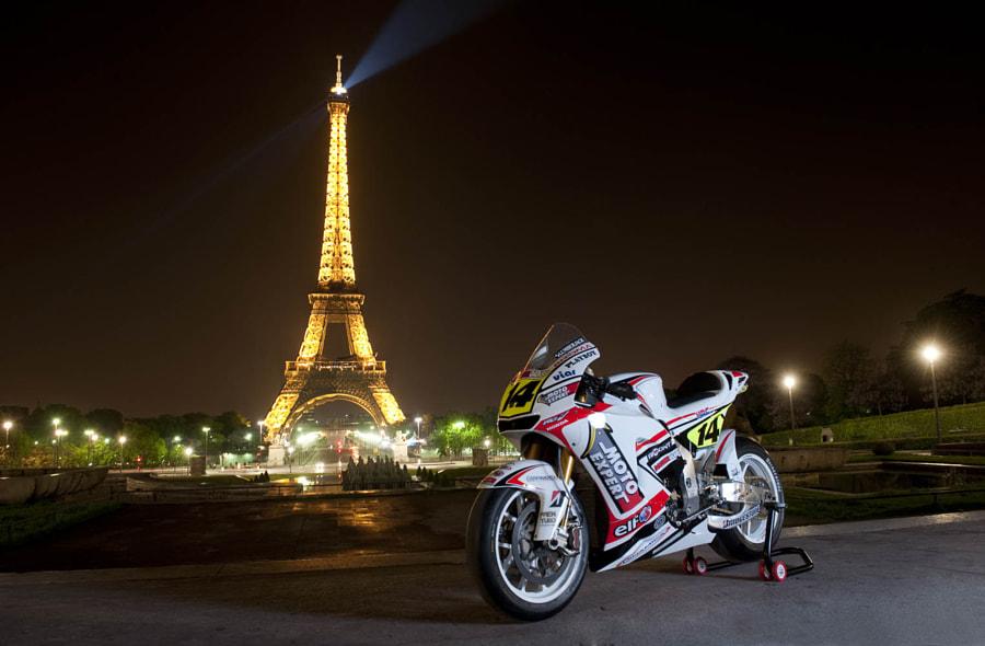 LCR shooting in Paris