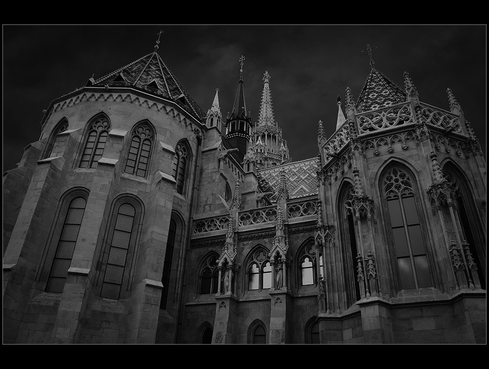 Photograph Gothic by Z. Varga on 500px