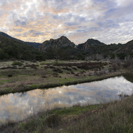 Malibu Creek, RICOH PENTAX K-3, HD PENTAX-DA 15mm F4 ED AL Limited