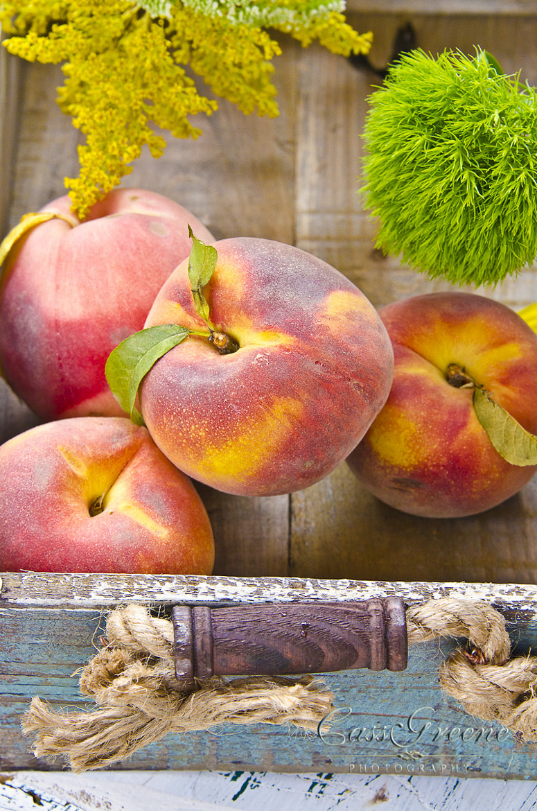 Photograph Fresh Peaches by Cass Peterson Greene on 500px