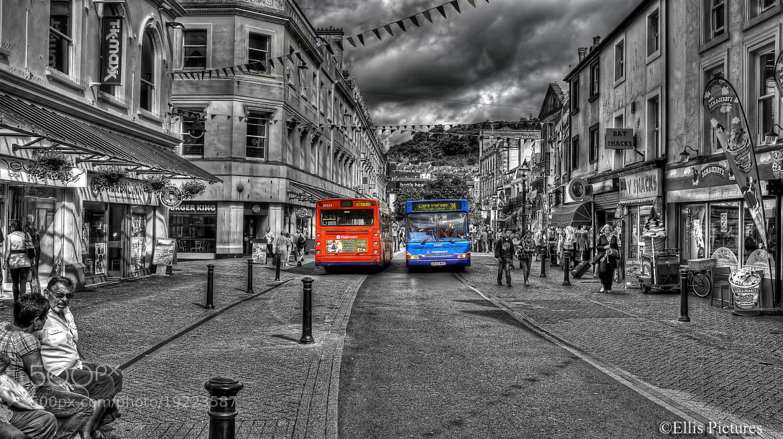 Photograph Colours Crossing by Steven Ellis on 500px