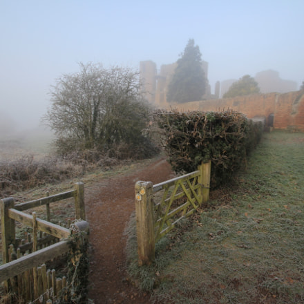 A foggy Morning in Kenilworth