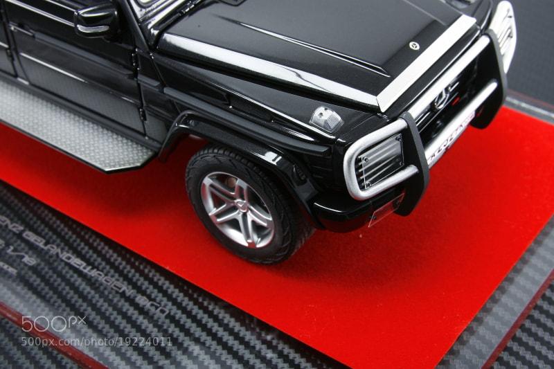 Mercedes-Benz Gelandewagen G55 (amg) Гараж Особого Назначения ФСО масштаб: 1/18 autoart/vmmodels