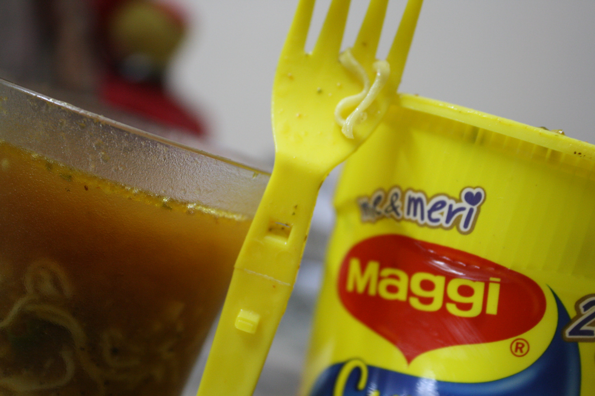 Photograph ~me and my Maggi by Shyam Agrawal on 500px