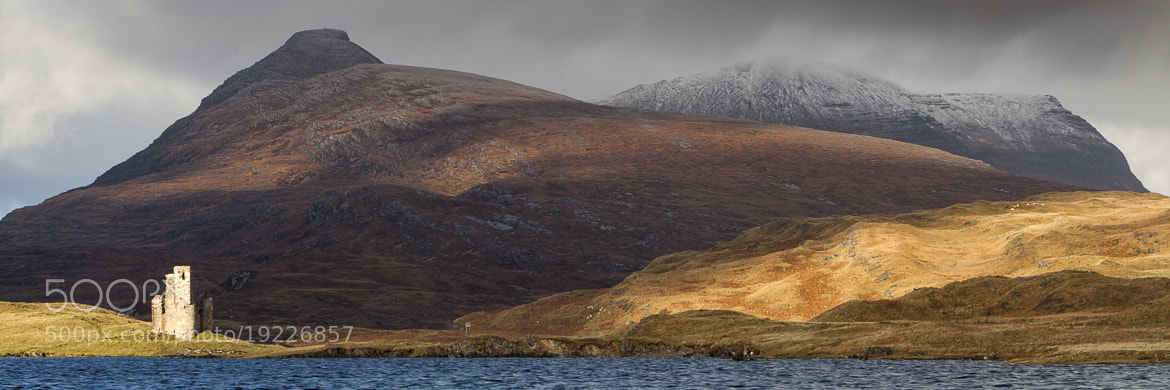 Photograph Ardvreck castle by Terry Gibbins on 500px