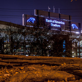 Panthers Stadium by Caleb McKnight (calebmcknight)) on 500px.com