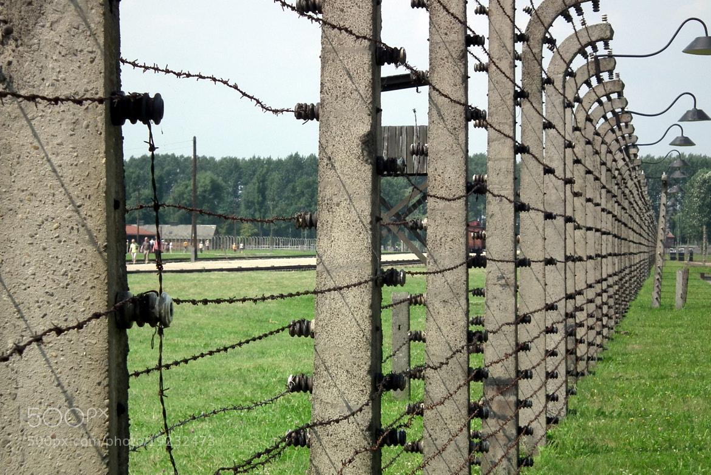 Photograph Konzentrationslager Auschwitz by Rimas Leleckas on 500px