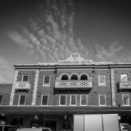 the old hotel in Bankstown