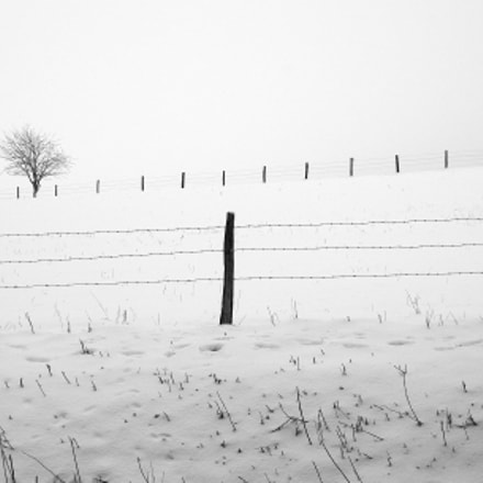 Winter lines, Pentax K-30, smc PENTAX-FA 28-105mm F3.2-4.5 AL[IF]