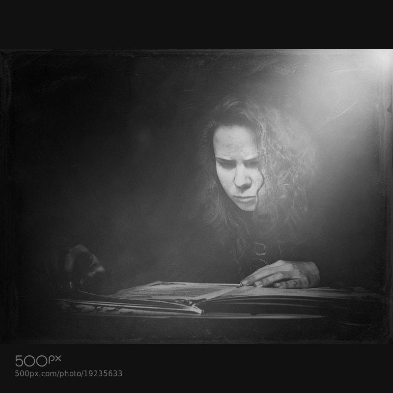 Photograph smoky- pub blues by Emese-durcka Laki on 500px