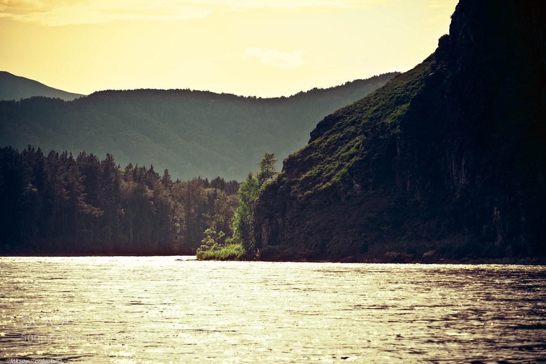Photograph River Charysh by Aleksey Serdyuk on 500px