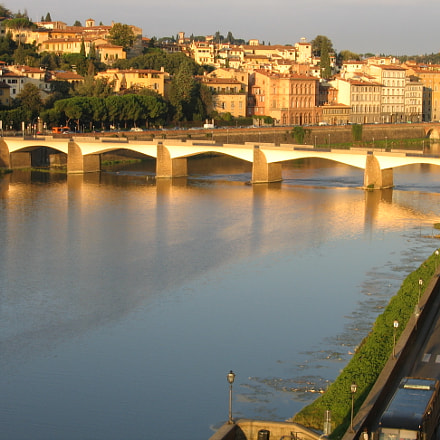 Florence, Canon POWERSHOT A95