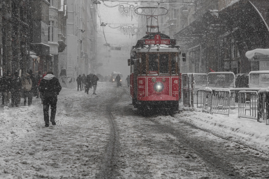 snowy istanbul(EDITORS CHOICE) by e&e photography on 500px.com