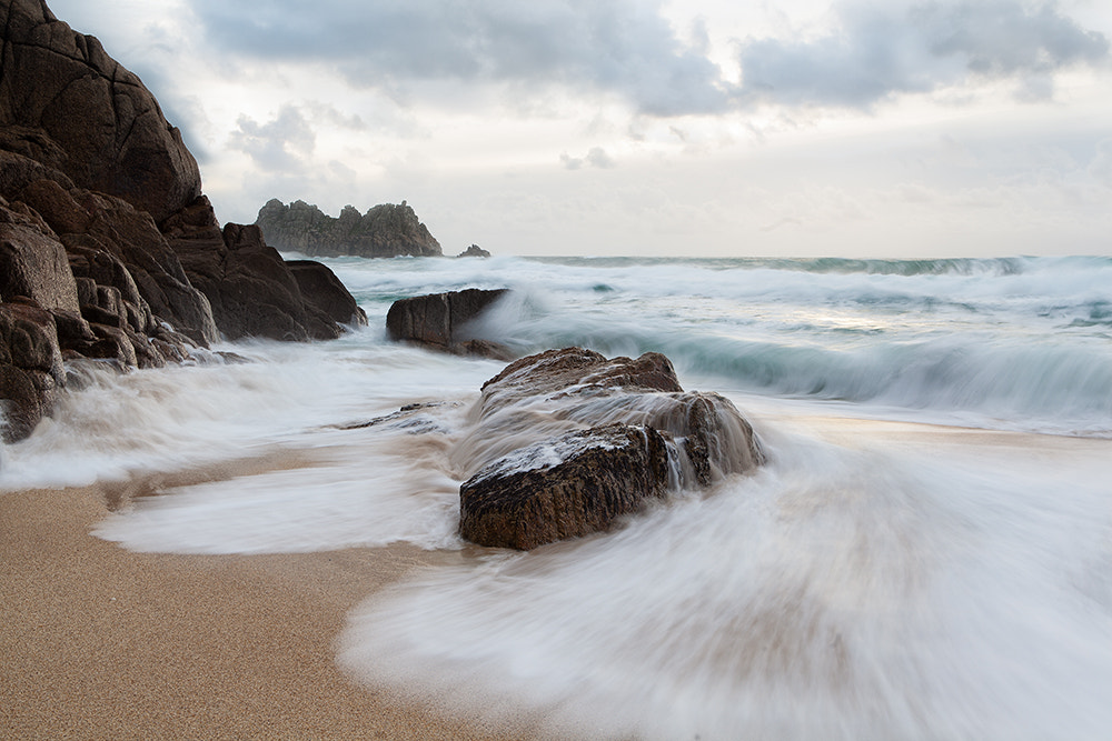 Photograph Porthcurno by Daniel Hannabuss on 500px