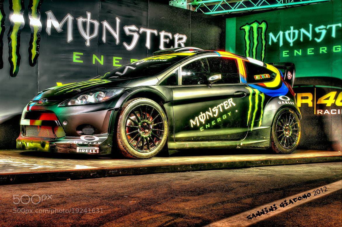 Photograph FORD RALLY VR|46 by Giacomo Zannini on 500px