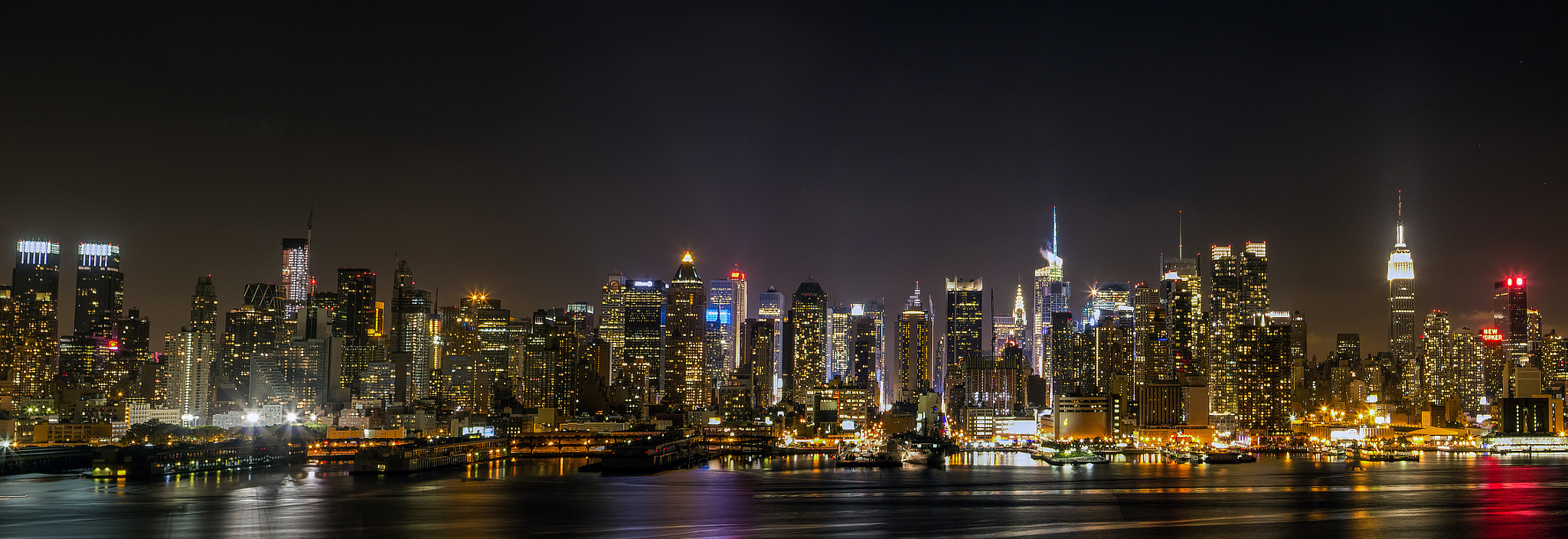 Photograph nightime NYC by Angel Escalante on 500px