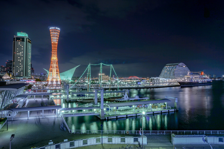 Port of KOBE by Yuu Photo
