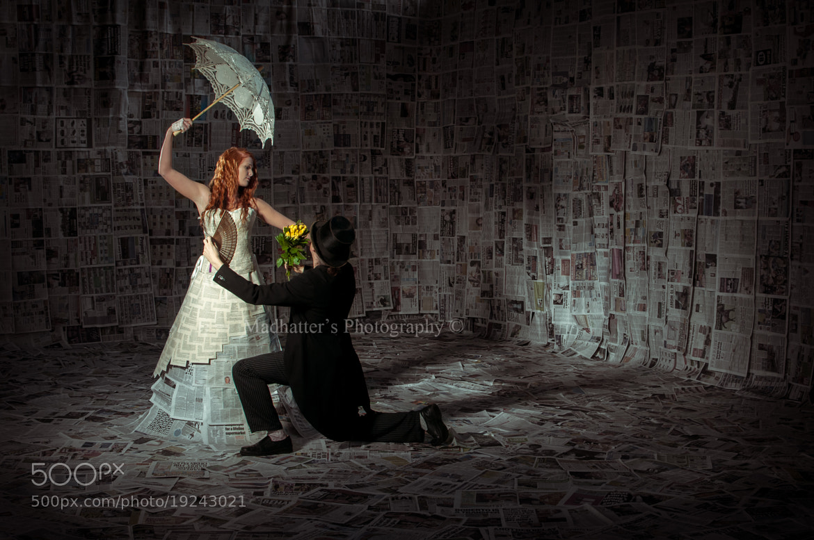 Photograph first dance by sleepy robot on 500px