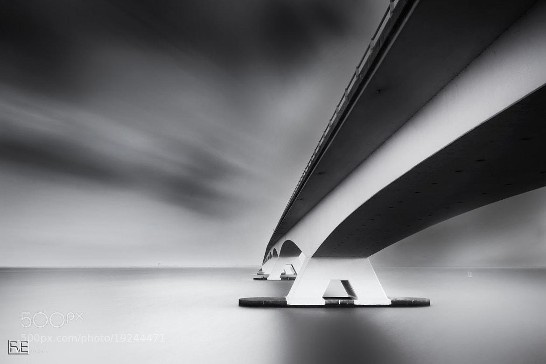 Photograph Oosterschelde crossing 3 by Frank van Es on 500px
