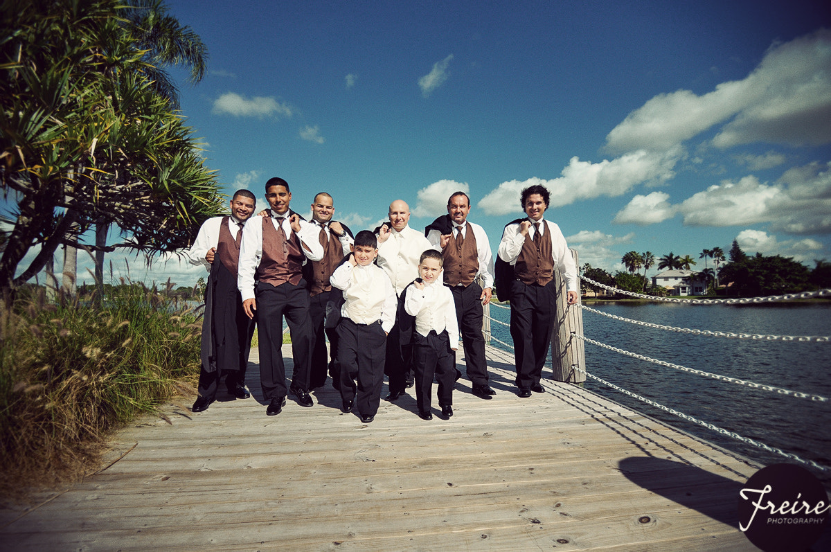 Photograph Latino Wedding | Hugo and Inarbys | South Florida by Jan Freire on 500px
