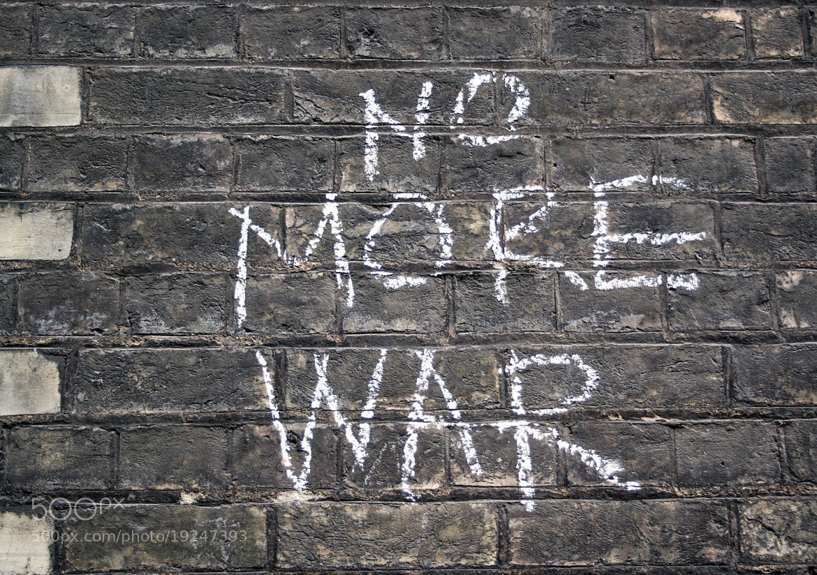 Photograph No More War by Angel Escalante on 500px