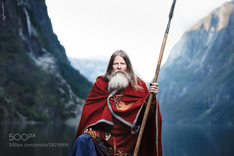 Photograph Fiord King by  KRYSTKOWIAK on 500px
