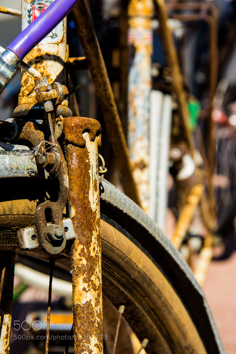 Photograph Old Bike by Felix Lenniger on 500px