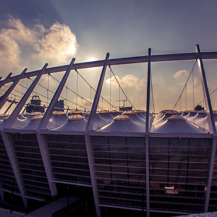 Olympic Stadium, Canon EOS 6D, Canon EF 24mm f/1.4L