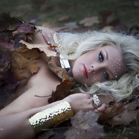Lise Autumn Princess by Marit Kristine Aasen (maritkaasen)) on 500px.com