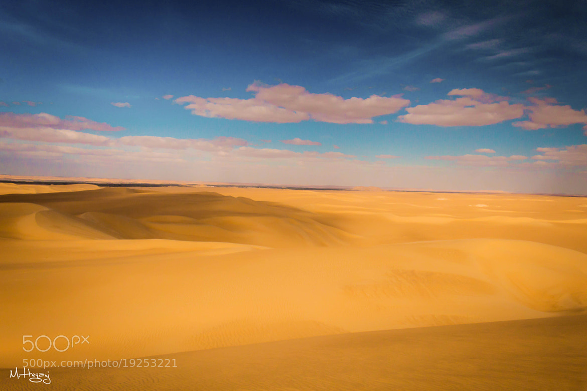 Photograph Desert  by Mohamed Hegazi on 500px