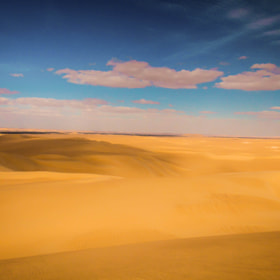 Desert  by Mohamed Hegazi (hegazich)) on 500px.com