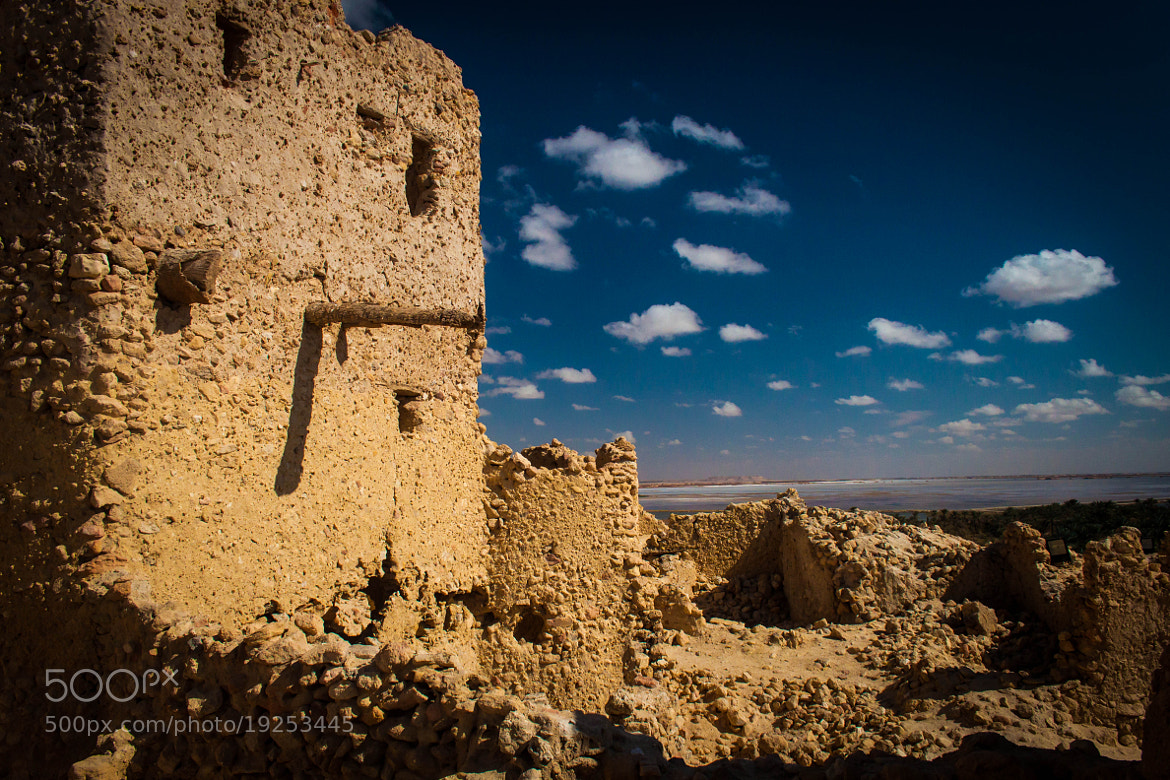 Photograph Old Bulding  by Mohamed Hegazi on 500px