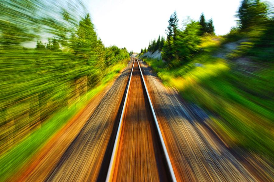 Back of Train