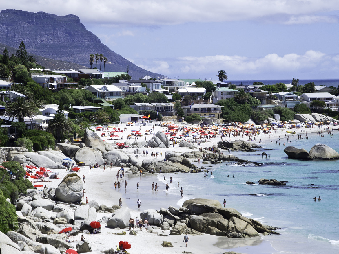 Photograph Cape Town Blues by Lisa  on 500px