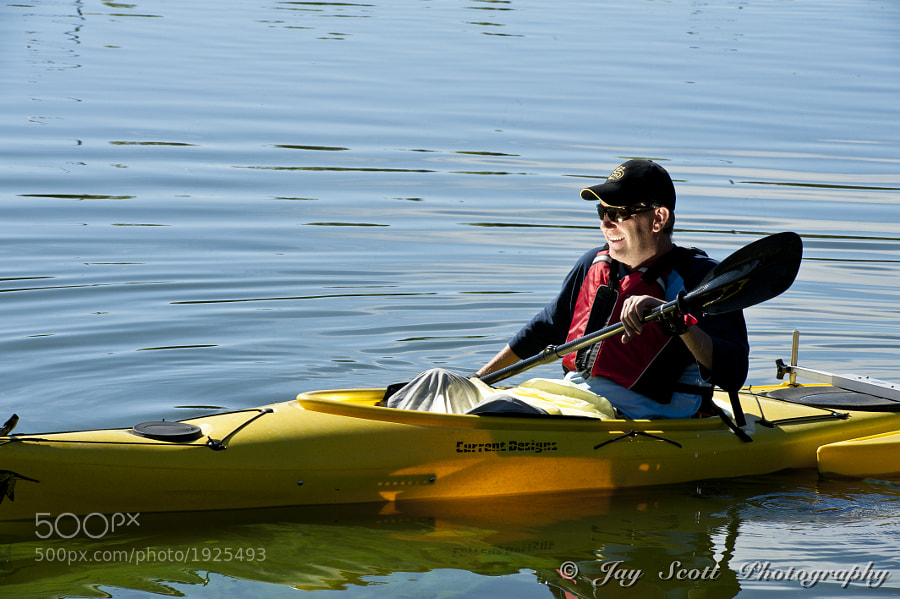 Kayaking Quadriplegic by Jay Scott (jayscottphotography) on 500px.com