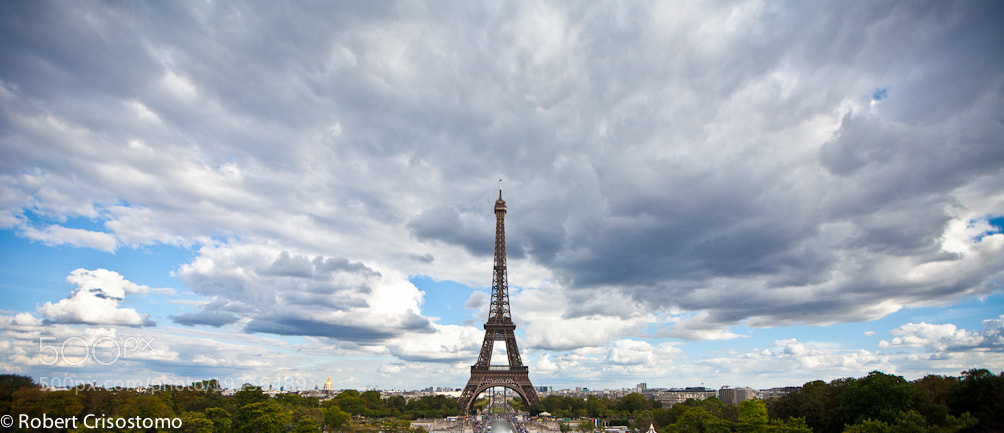 Photograph Eiffel by Robert Crisostomo on 500px